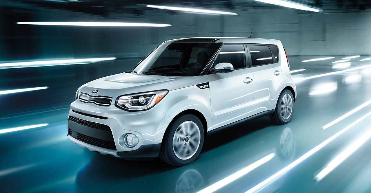 2018 Kia Soul Leasing in Houston, TX