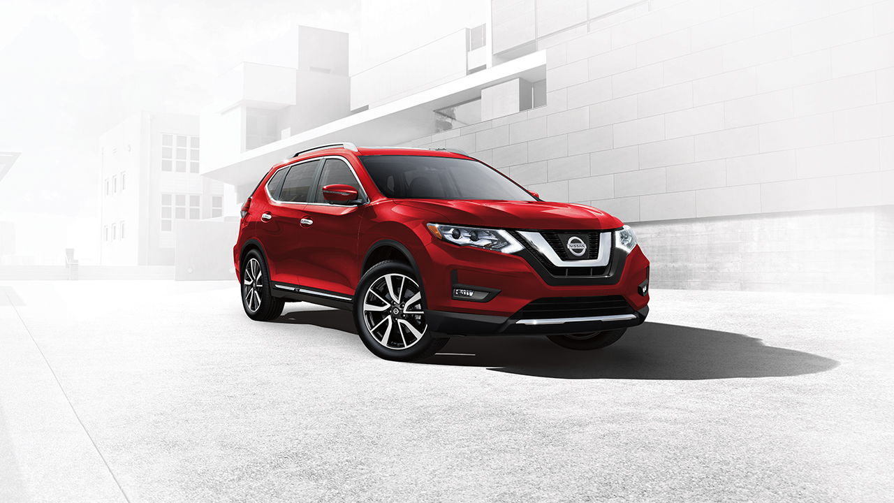 2018 Nissan Rogue vs 2018 Ford Escape near Chicago, IL