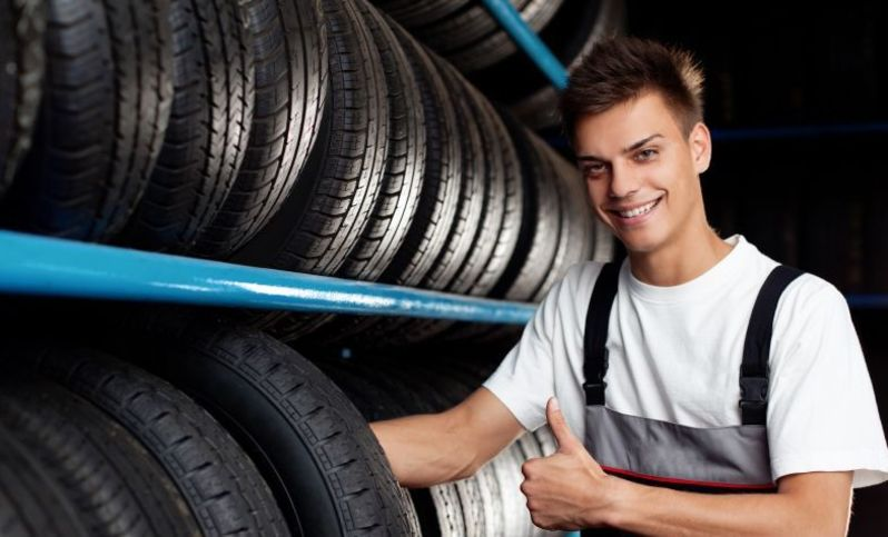 Tire Rotation Service near Mountain View, CA