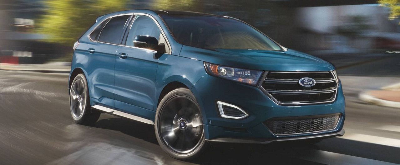 Ford Edge Leasing In Carson City Nv