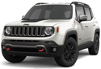 New Jeep Renegade for sale in Fort McMurray, AB
