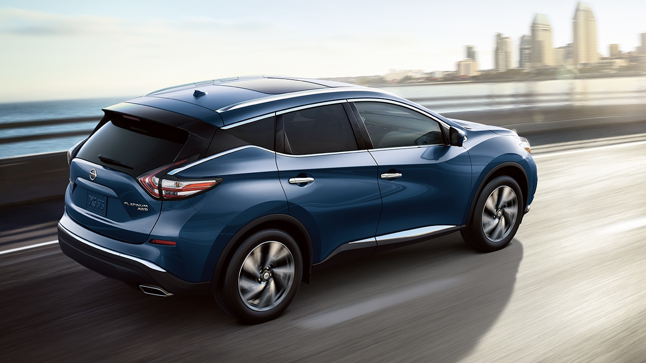 2018 Nissan Murano for Sale near St. Charles, IL - McGrath Nissan