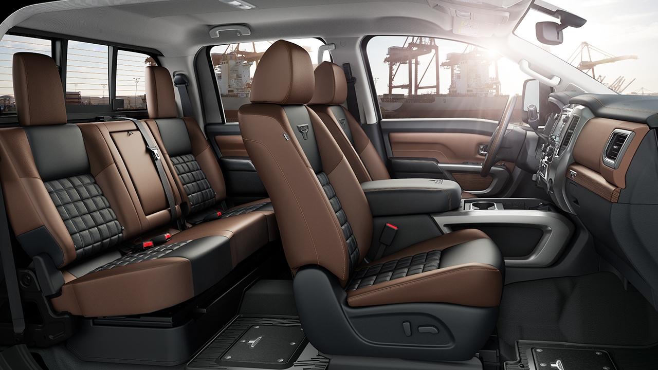 2018 Nissan Titan Xd For Sale In Elgin Il Mcgrath Nissan