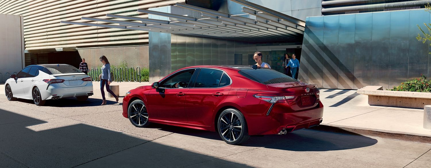 Toyota Camry: Programming a Rolling Code system (for U.S. owners)