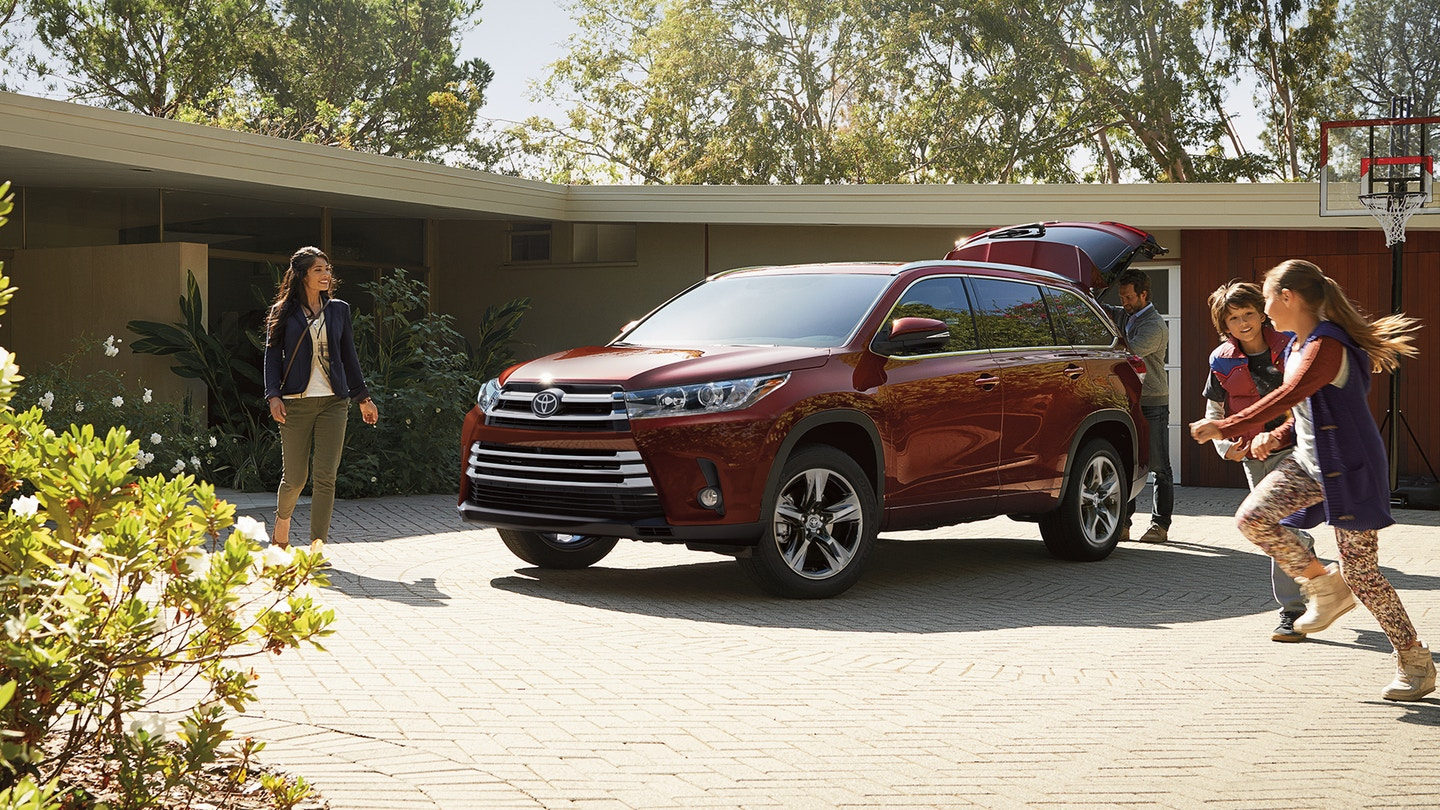 2018 Toyota Highlander Financing Near White Plains Ny Toyota Of