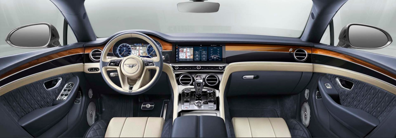 2018 Bentley Continental Interior & 2018 Bentley Continental Leasing in Austin TX - Bentley of Austin