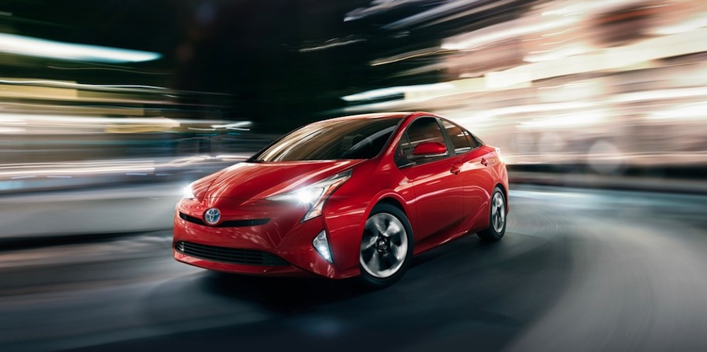 2018 Toyota Prius available in Morristown