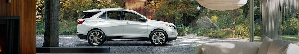 2018 Chevrolet Equinox Leasing near Fairfax, VA