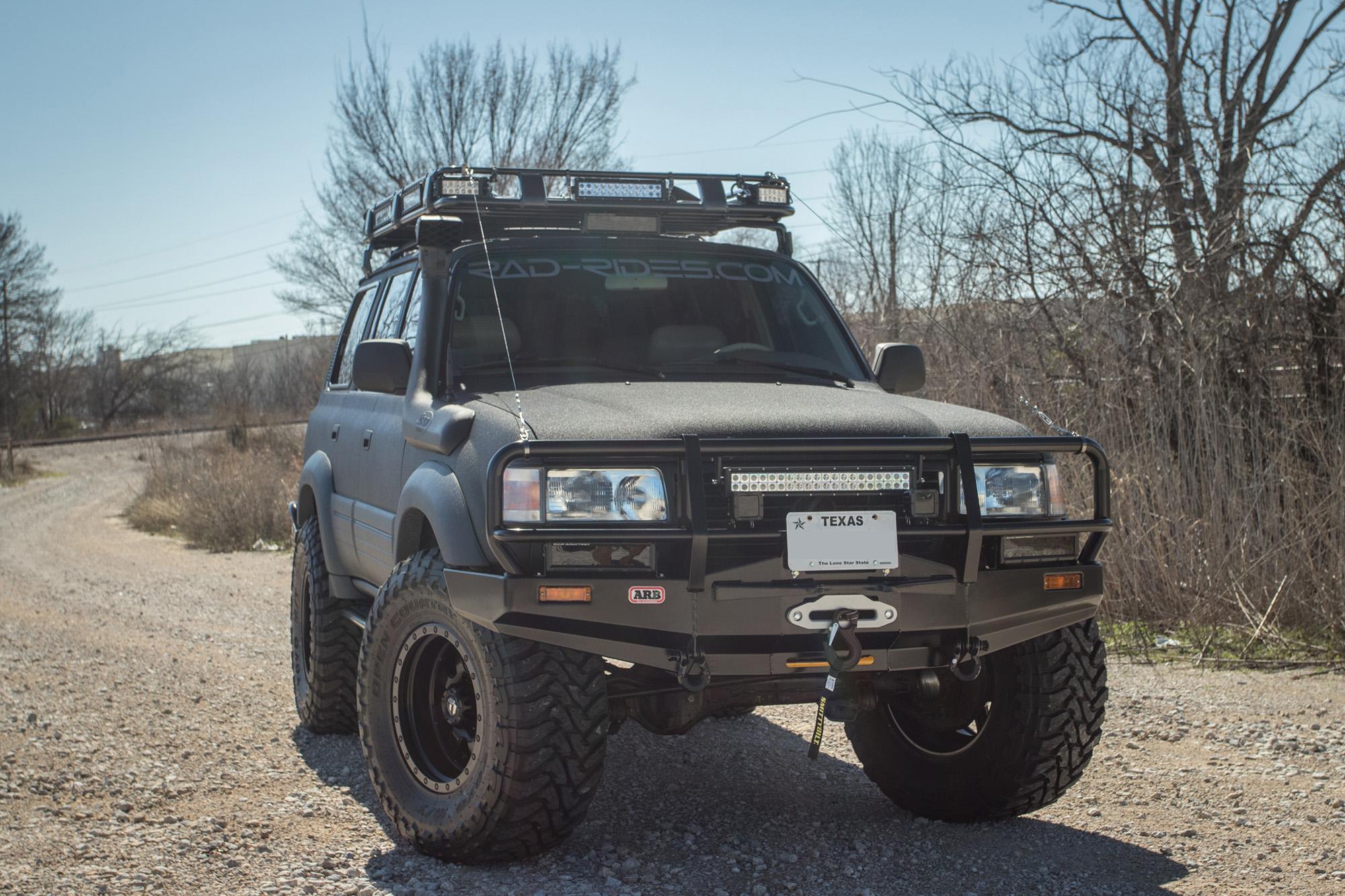 Lexus off road suv