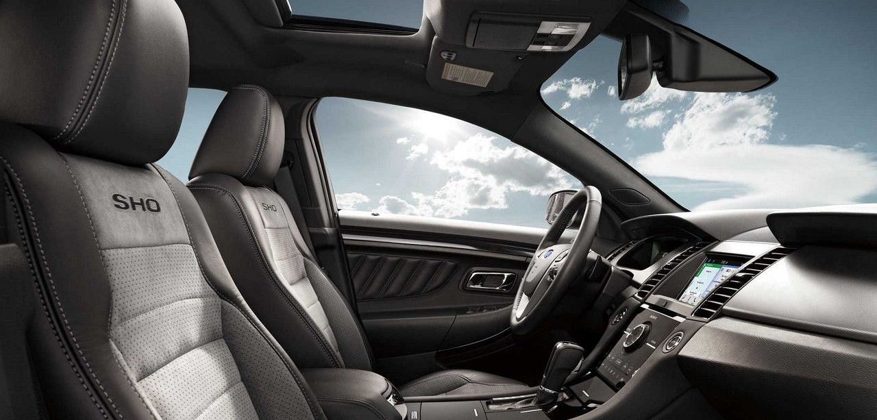 You're Protected in the 2018 Ford Taurus!