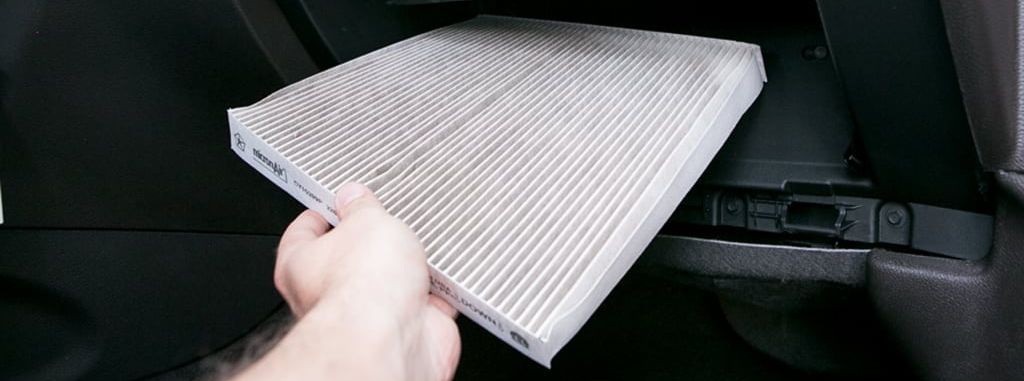 Cabin Air Filter Replacement near Fort Worth, TX