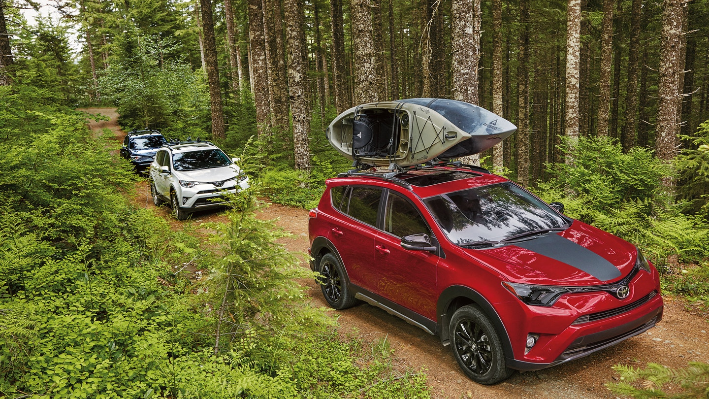 2018 Toyota RAV4 Leasing in Rockford, IL