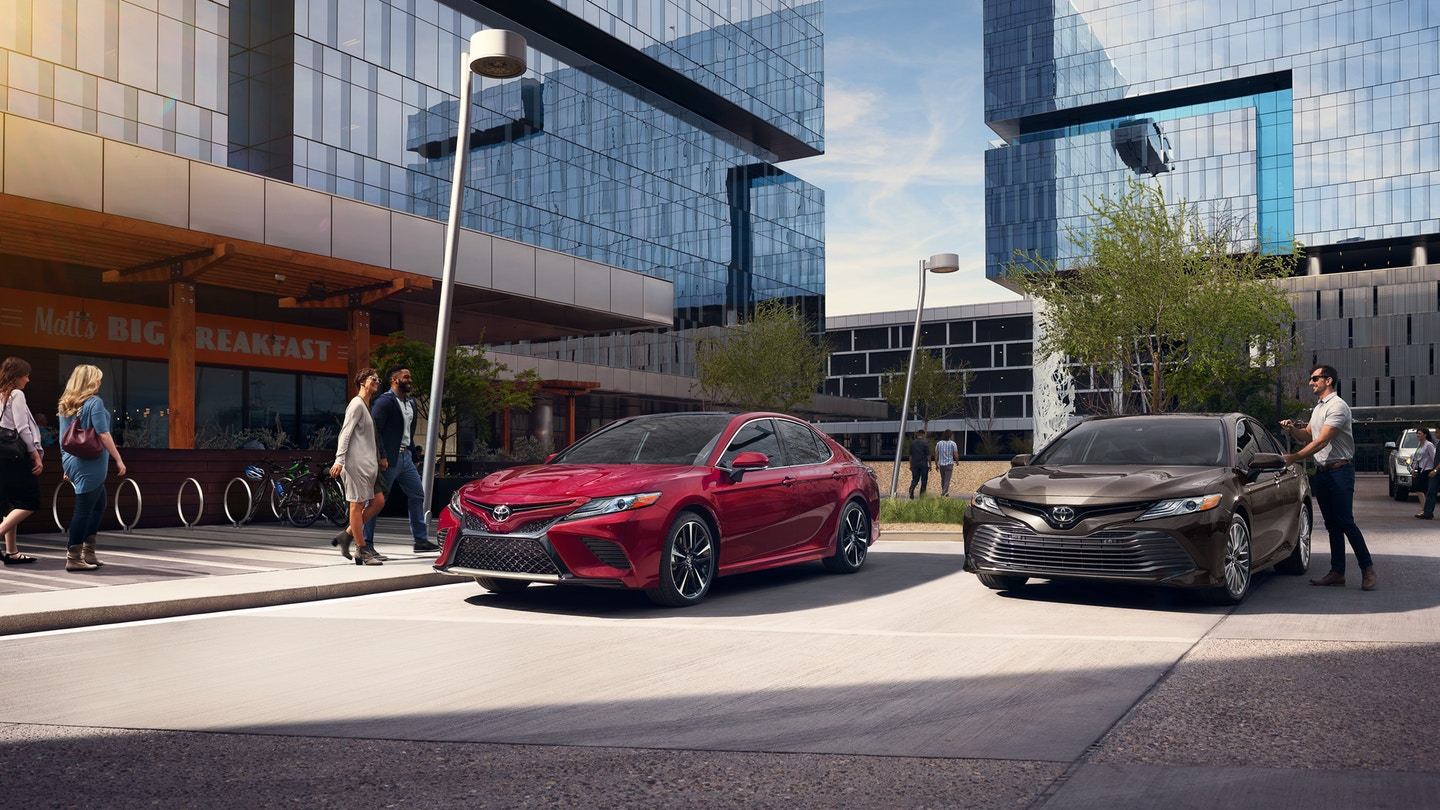 2018 Toyota Camry for Sale near Elgin, IL