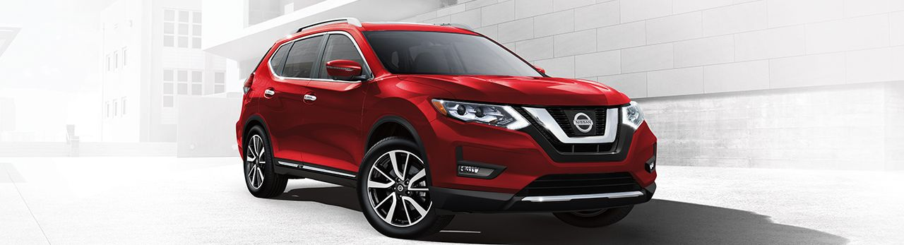 2018 Nissan Rogue Leasing near Orland Park, IL