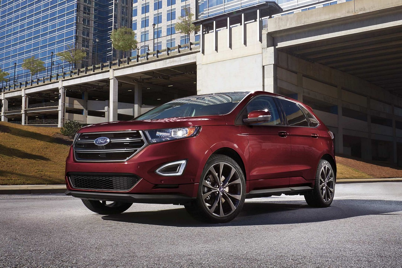 Ford Edge Leasing Near Reno Nv