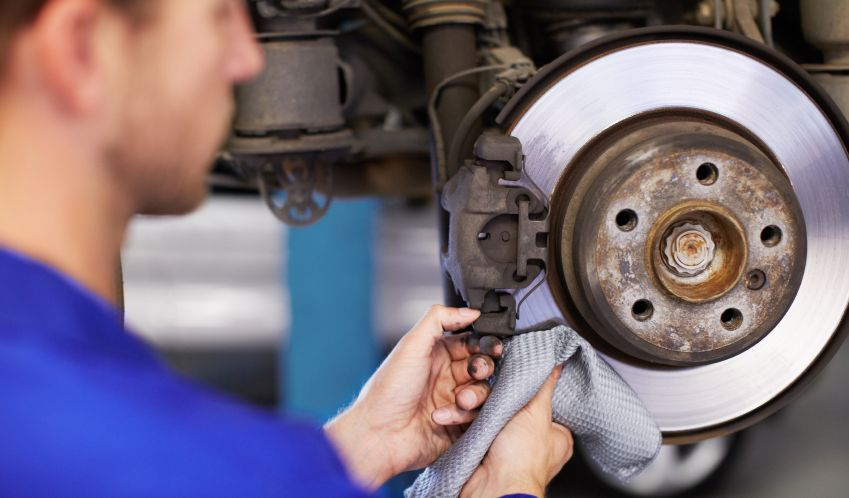 Brake Replacement Service in Joliet, IL
