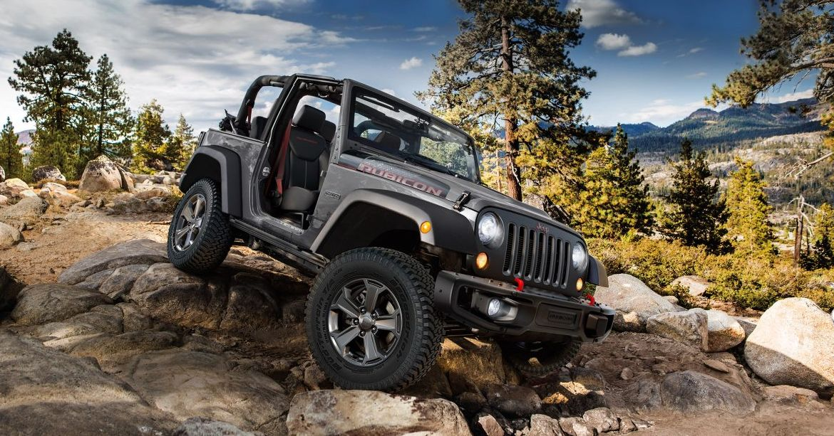 2018 Jeep Wrangler Unlimited Exterior