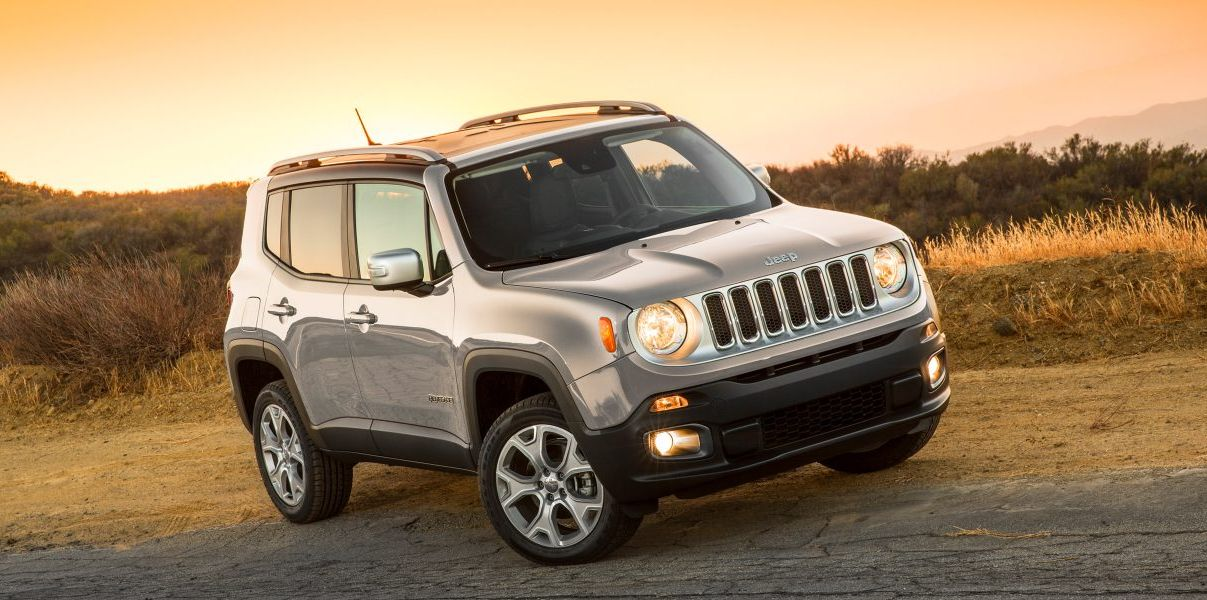 Image result for 2018 Jeep Renegade 4X2 flex fuel/E85