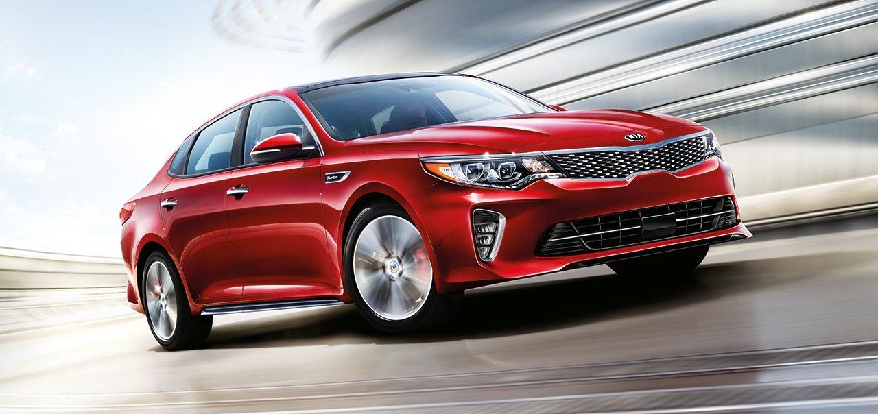 2018 Kia Optima Financing near Pearland, TX