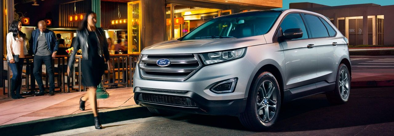 Ford Edge Leasing Near Albany Il