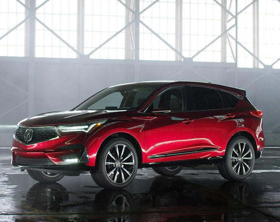 2019 Acura Rdx Preview Near Schaumburg Il Muller S Woodfield Acura