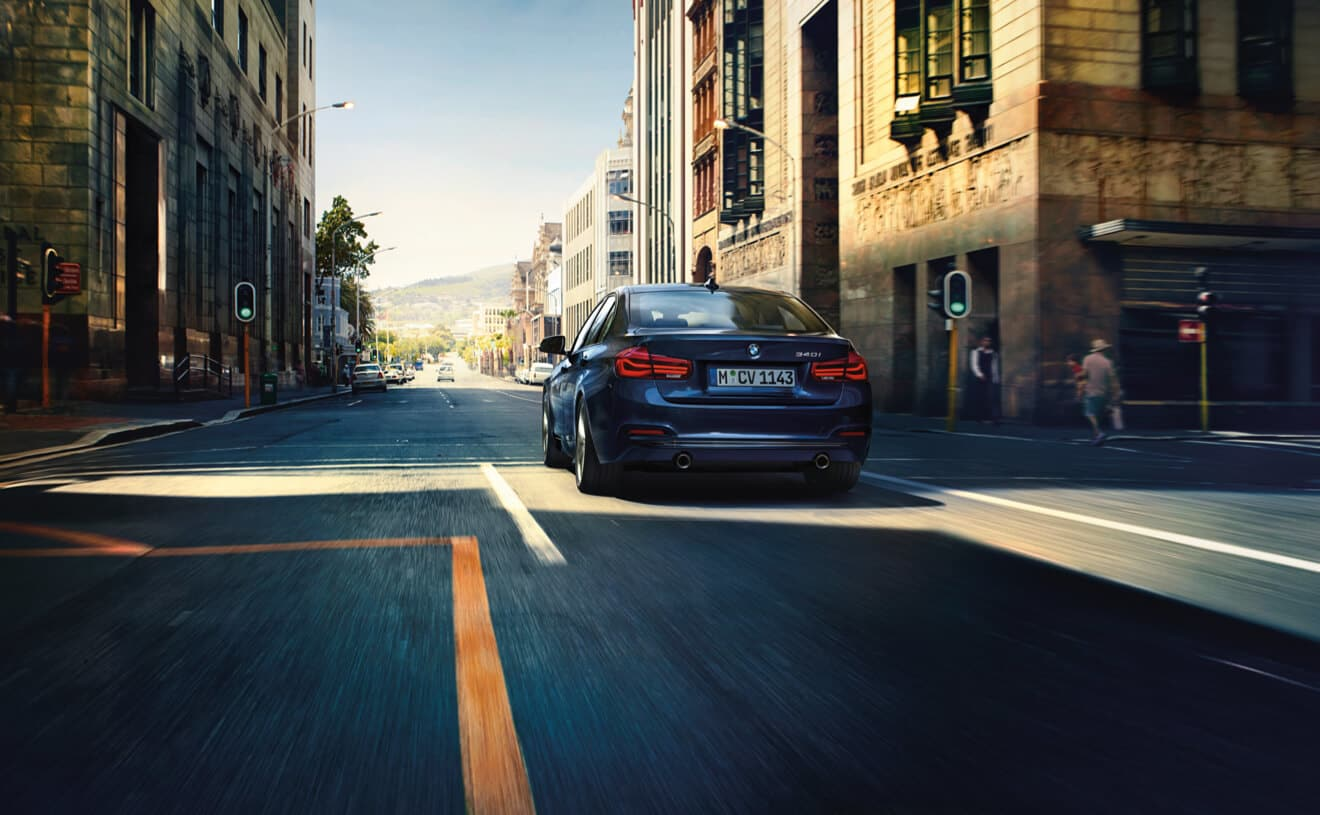 2018 BMW 3 Series Financing near Portage, IN