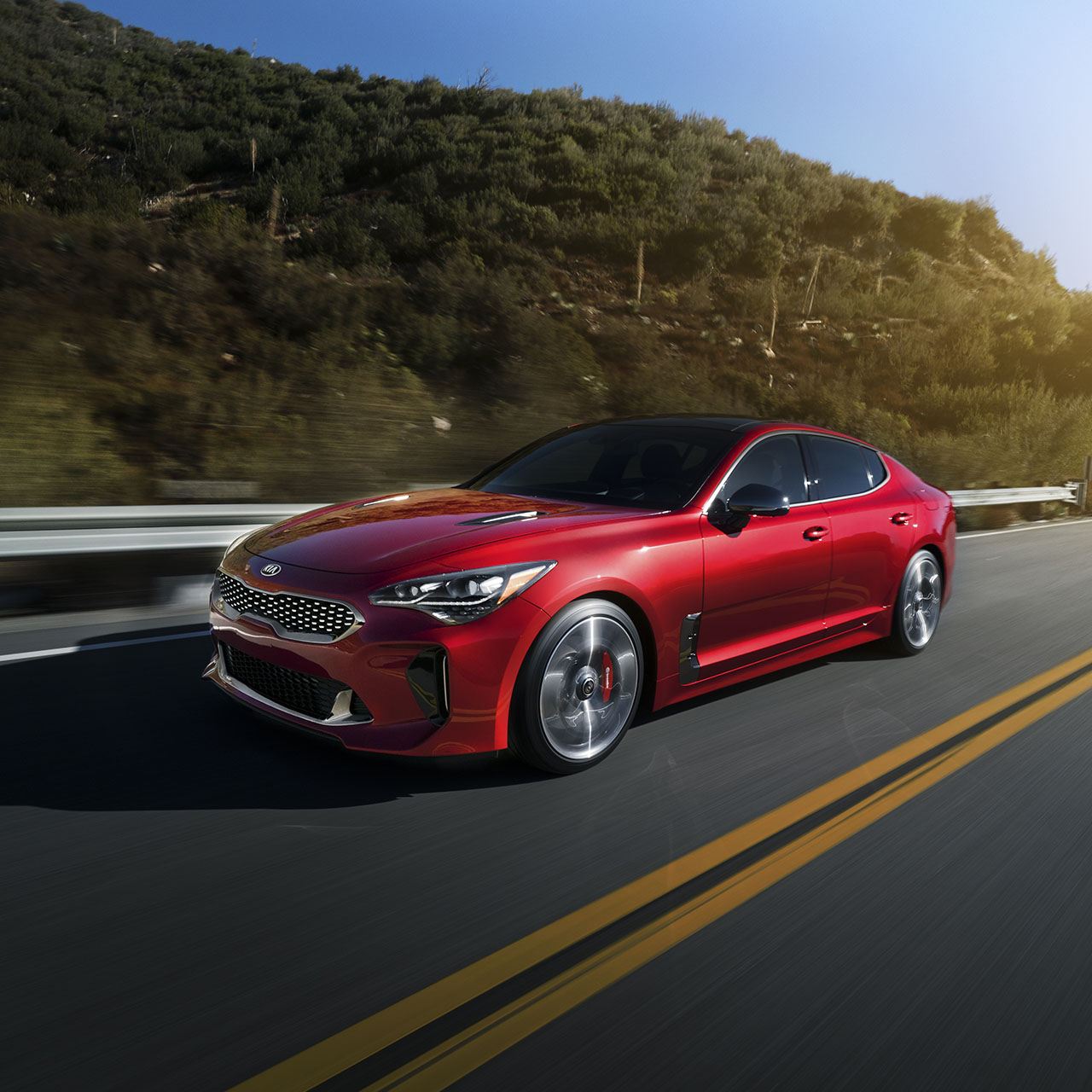 2018 kia stinger for sale in north olmsted oh halleen kia. Black Bedroom Furniture Sets. Home Design Ideas