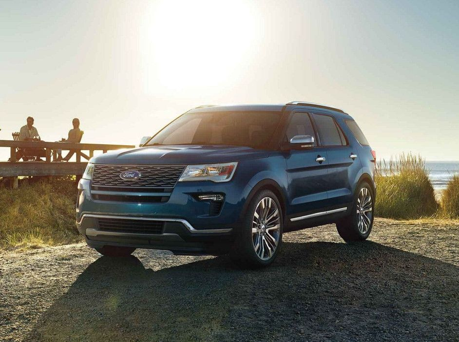 2018 Ford Explorer Financing near Arlington, TX