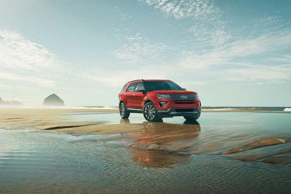 2018 Ford Explorer Financing near Addison, TX