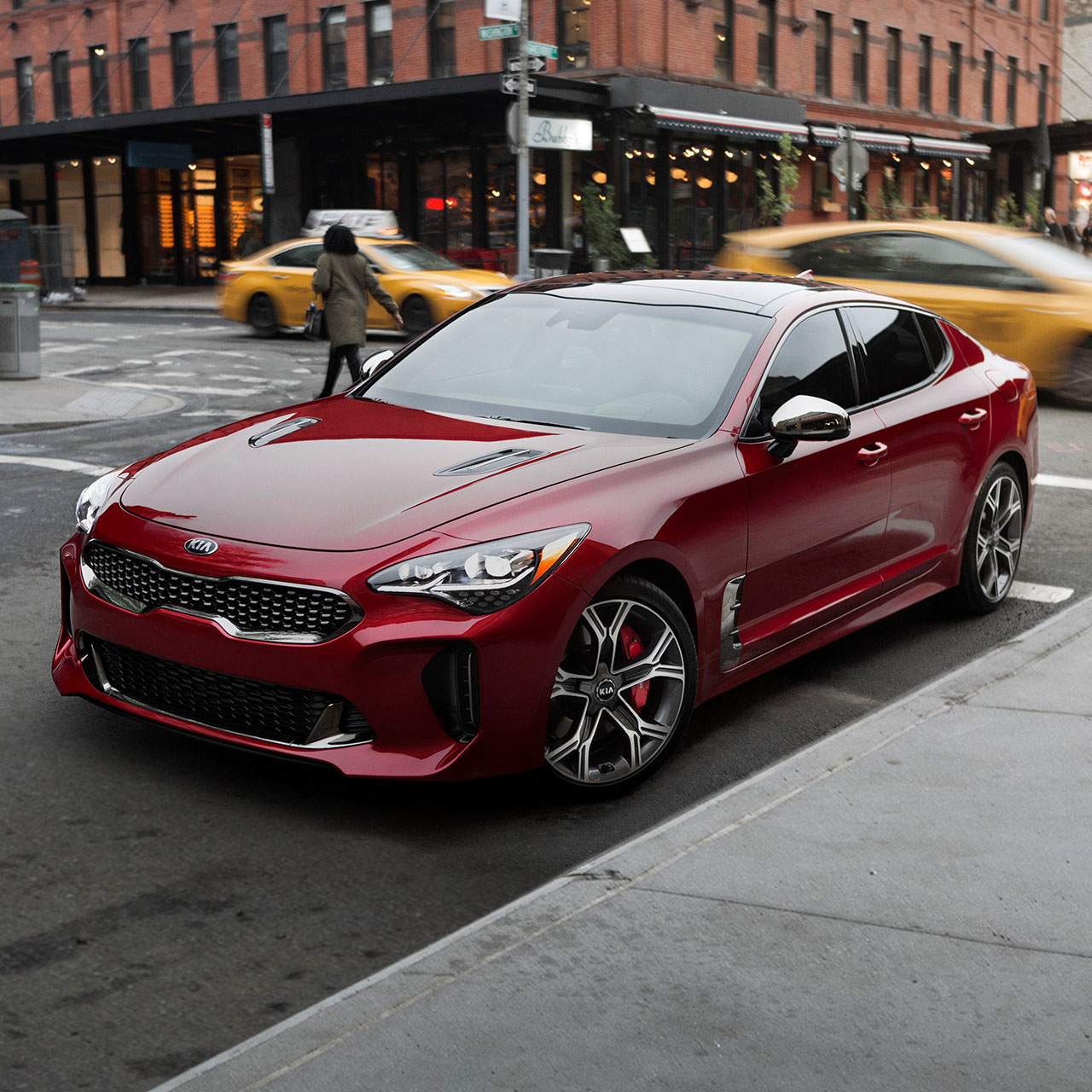 2018 Kia Stinger Leasing in North Olmsted, OH