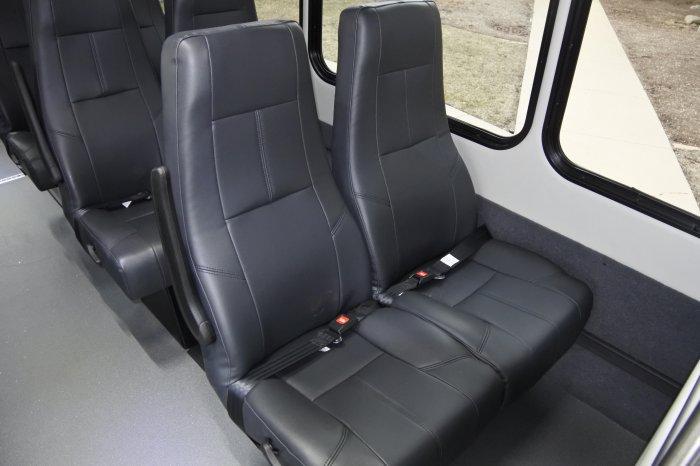 New 2018 Ford Starcraft 12 Passenger Plus 2 Wheelchair Bus