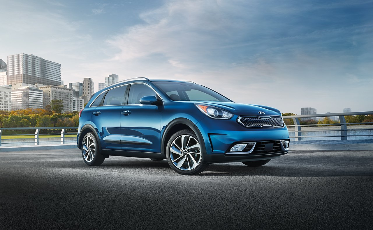 2018 Kia Niro Financing in North Olmsted, OH