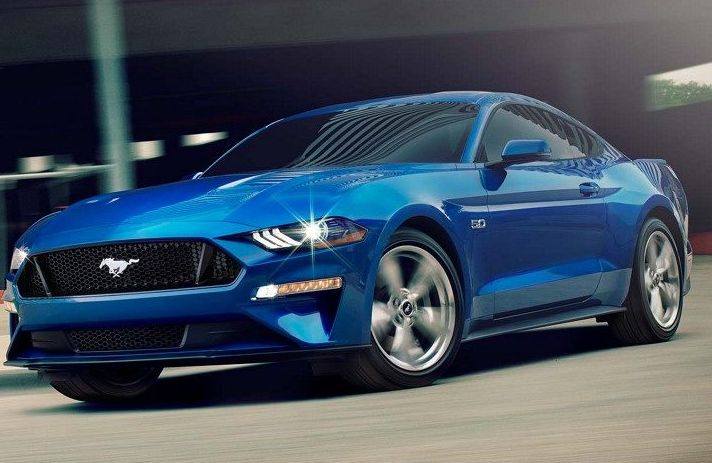 2018 Ford Mustang Leasing near Dallas, TX