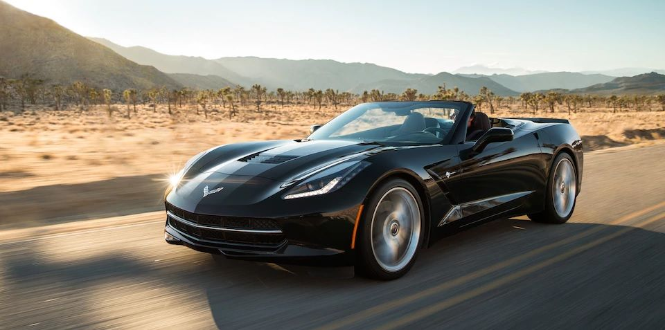 2018 Chevrolet Corvette for Lease near Washington, DC