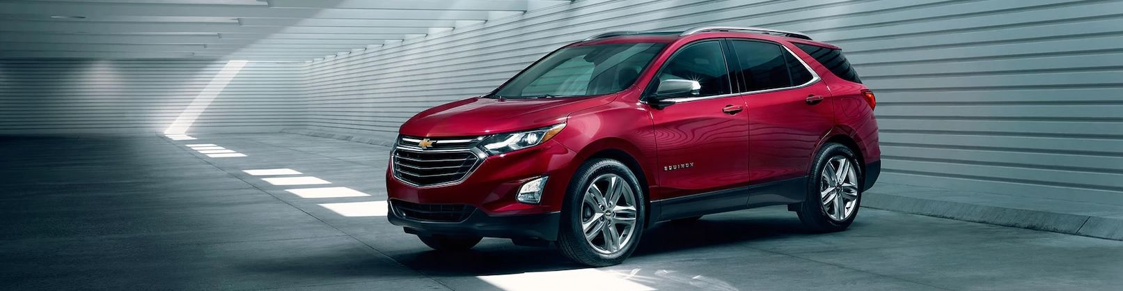 2018 Chevrolet Equinox for Lease near Fairfax, VA
