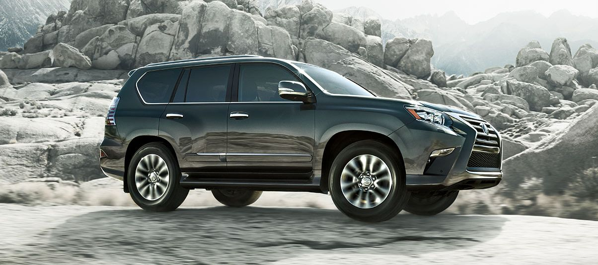 2018 Lexus GX 460 For Lease Near Fairfax, VA