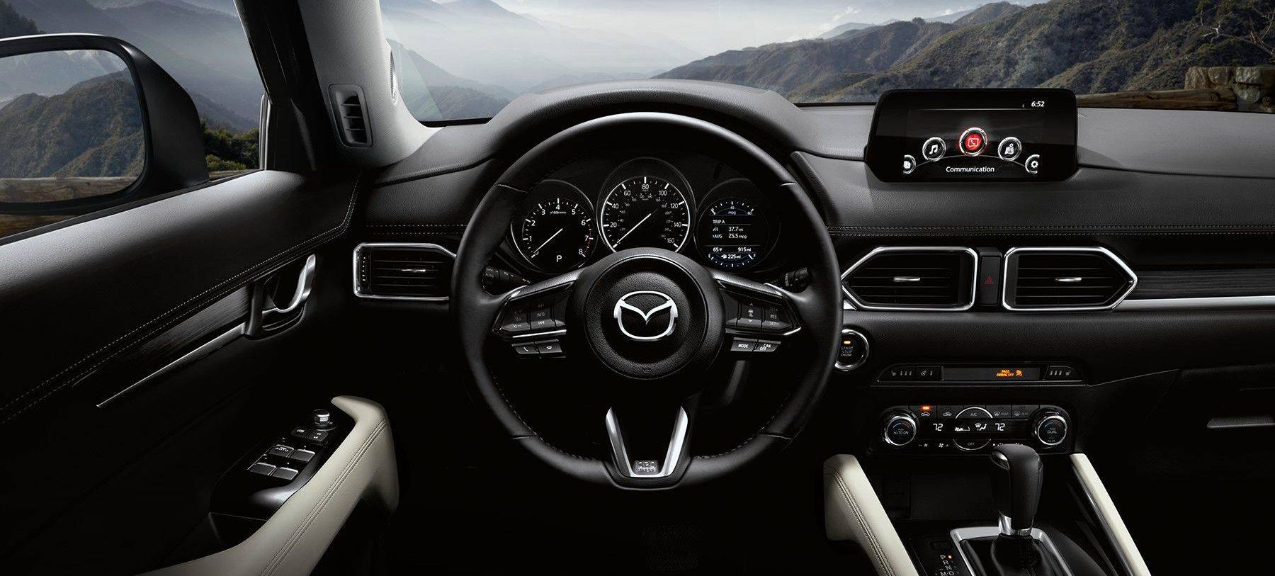 Great Features in the 2018 Mazda CX-5