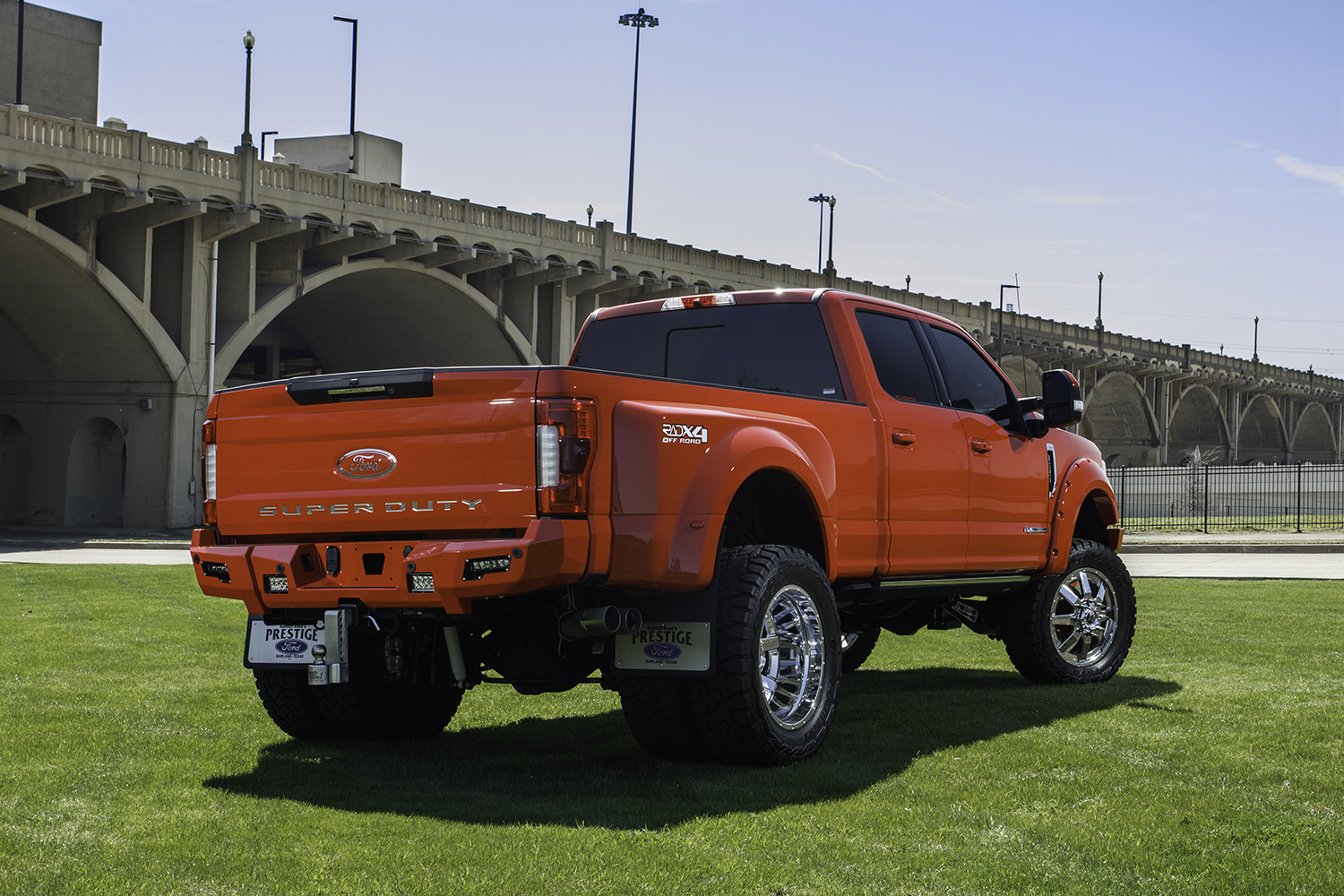 2018 Mustang Build And Price >> 2018 Ford F-350 Dually Big Red - For Sale - RAD RIDES