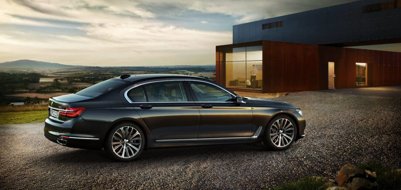 2018 BMW 7 Series Leasing near Merrillville, IN