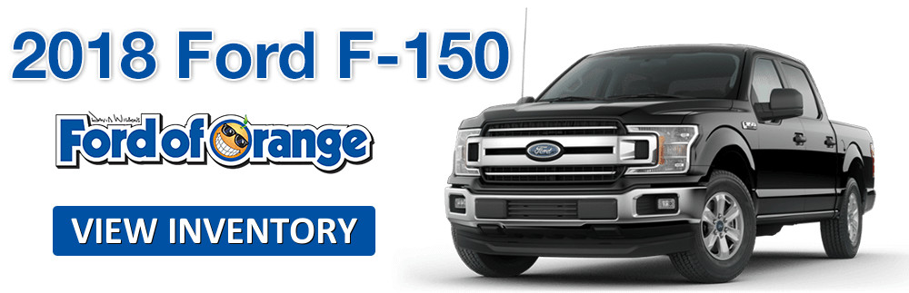 2018 Ford F-150 for sale Orange County - Ford of Orange