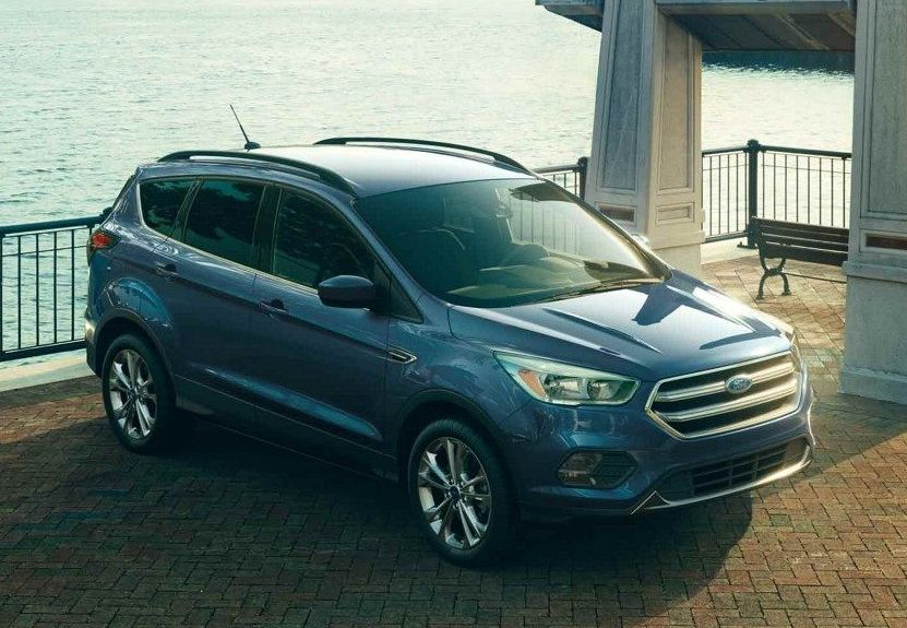 2018 Ford Escape Financing near Sycamore, IL