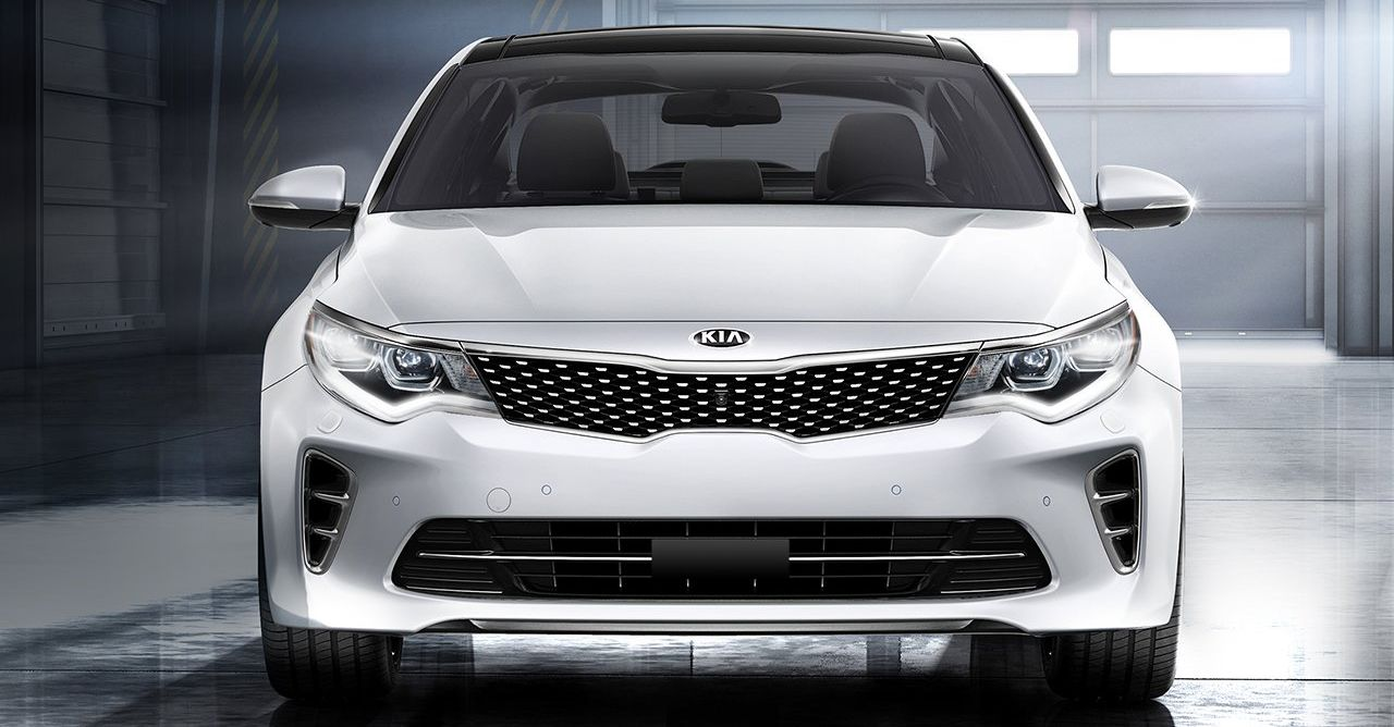 2018 Kia Optima Financing in Kahului, HI