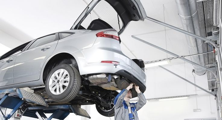 Automotive Collision Center in Milford, MA