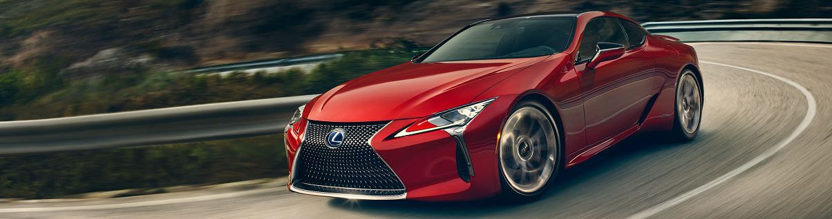2018 Lexus LC 500 for Lease near Silver Spring, MD