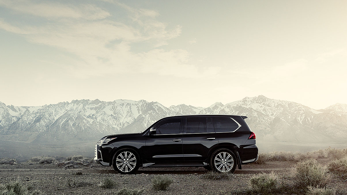 2018 Lexus LX 570 for Lease near Washington, DC