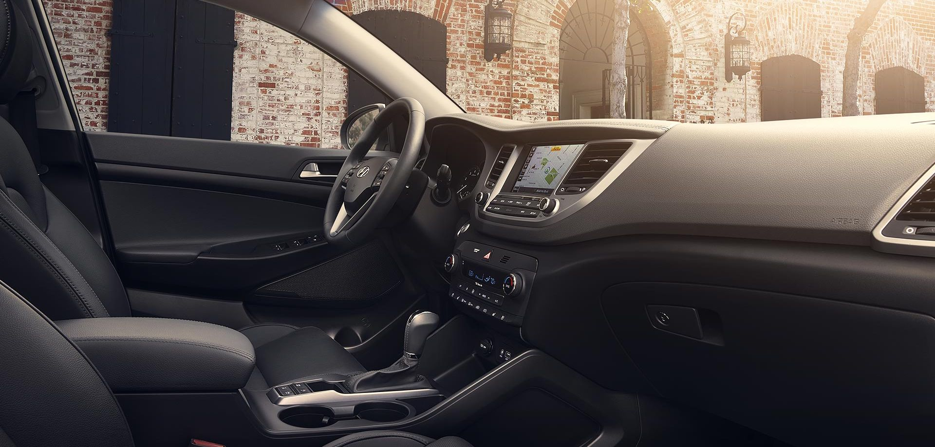Accommodating Interior of the 2018 Hyundai Tuscon