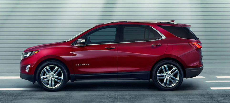 2018 Chevrolet Equinox Financing near Burbank, IL