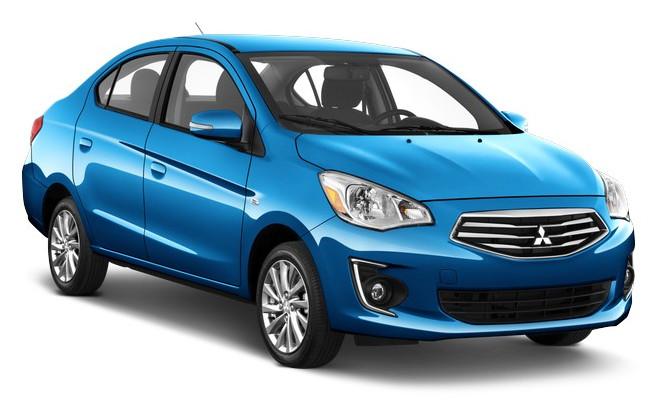Edmonton Mitsubishi Dealer New Used Cars For Sale: New 2018 Mitsubishi Mirage G4 For Sale In Edmonton