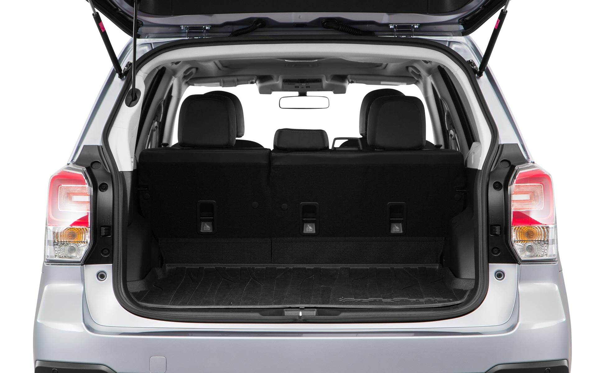 Cargo Space in the Forester