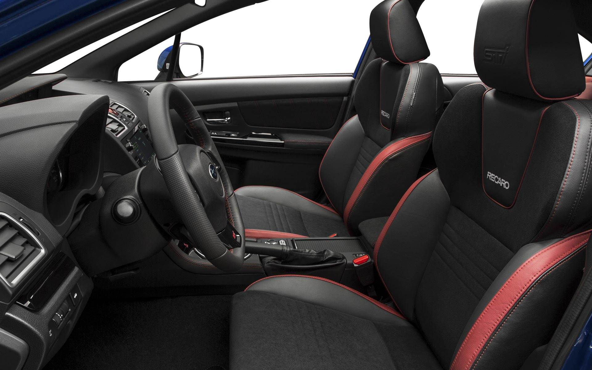 Available Sport Seats for the WRX